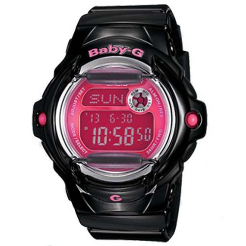 How to set alarm on Baby-G BG-169