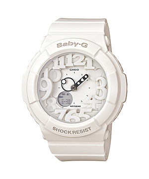 How to set time on Baby-G BGA-131