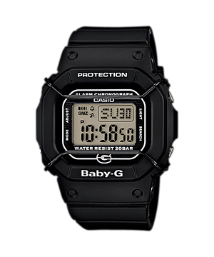 How to set time on Baby-G BGD-500