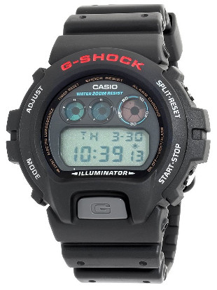 How to set time on G-Shock DW-6900