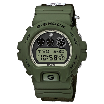 G-Shock DW-6901 User Manual / Casio Module 3230