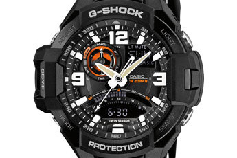 how to change dst g shock