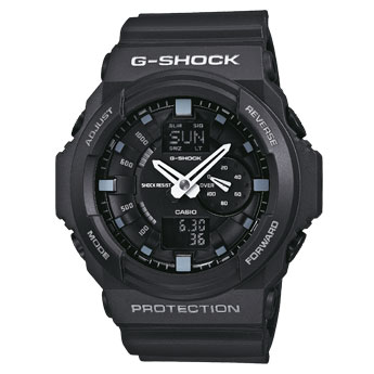 How to set time on G-Shock GA-150