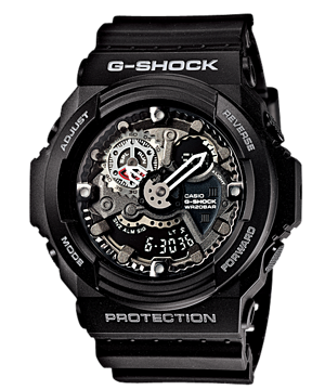 G-Shock GA-300 User Manual / Casio Module 5259