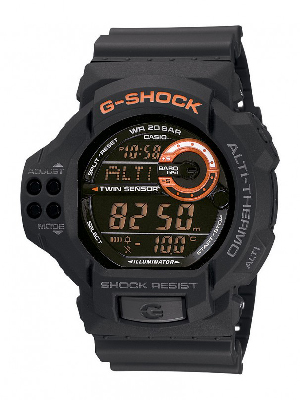 G-Shocks with Altitude Function