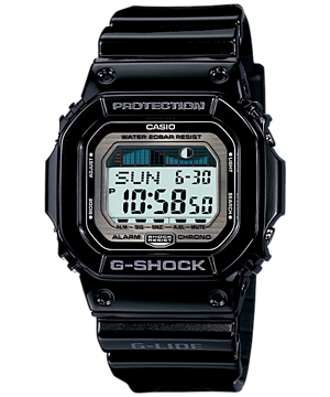 How to set alarm on G-Shock GLX-5600