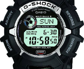 How to set time on G-Shock GW-2310