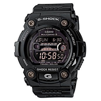 How to set time on G-Shock GW-7900