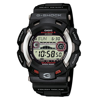 G-Shock GW-9110 User Manual / Casio Module 3217