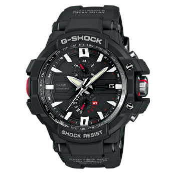 How to set time on G-Shock GW-A1000