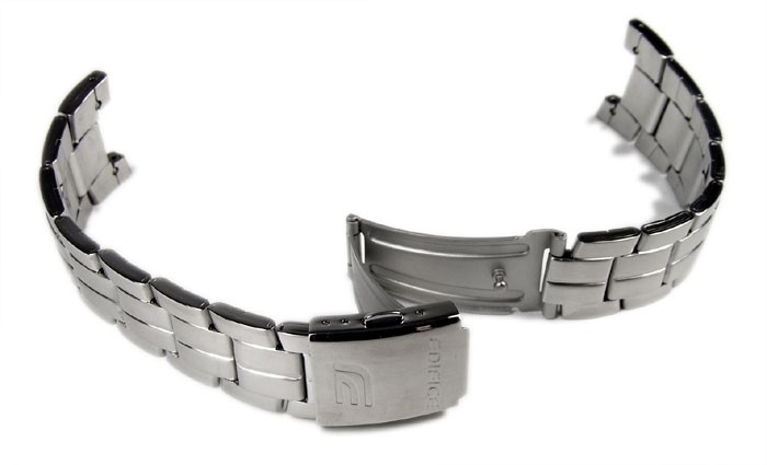 Genuine Replacement strap for Edifice EF-126
