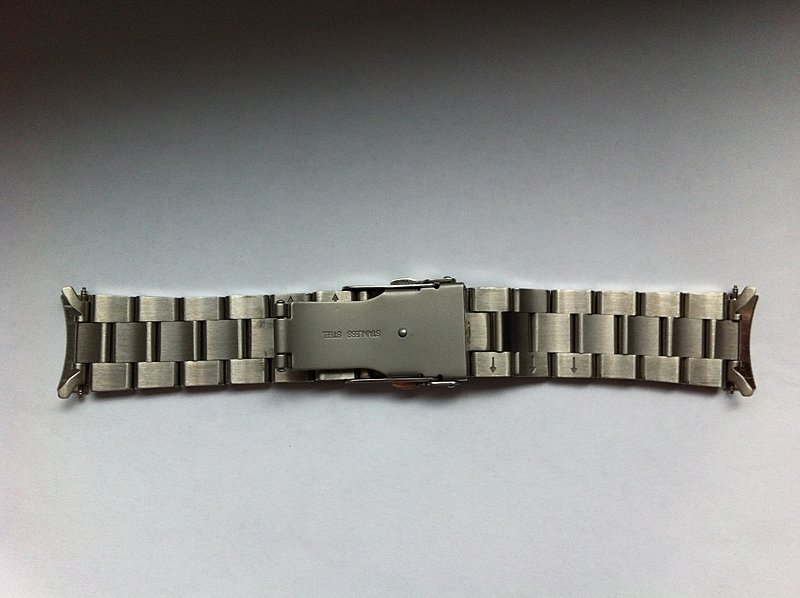 how to change casio watch band