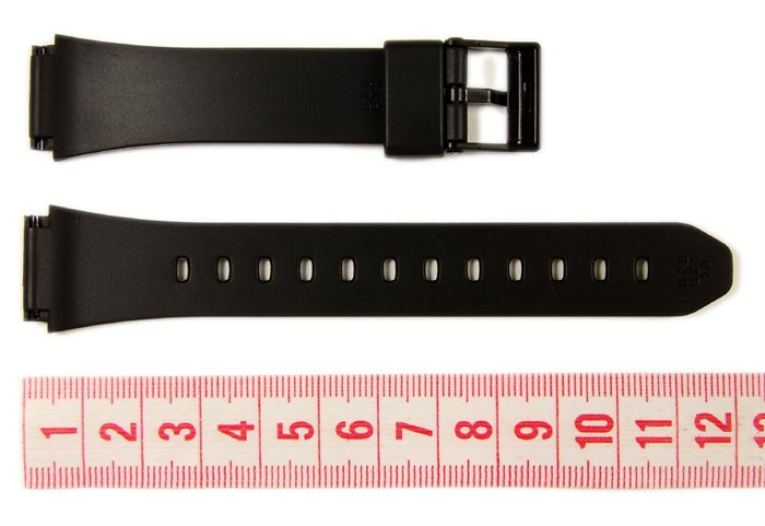 Original Strap for Casio F-201 Wristwatch