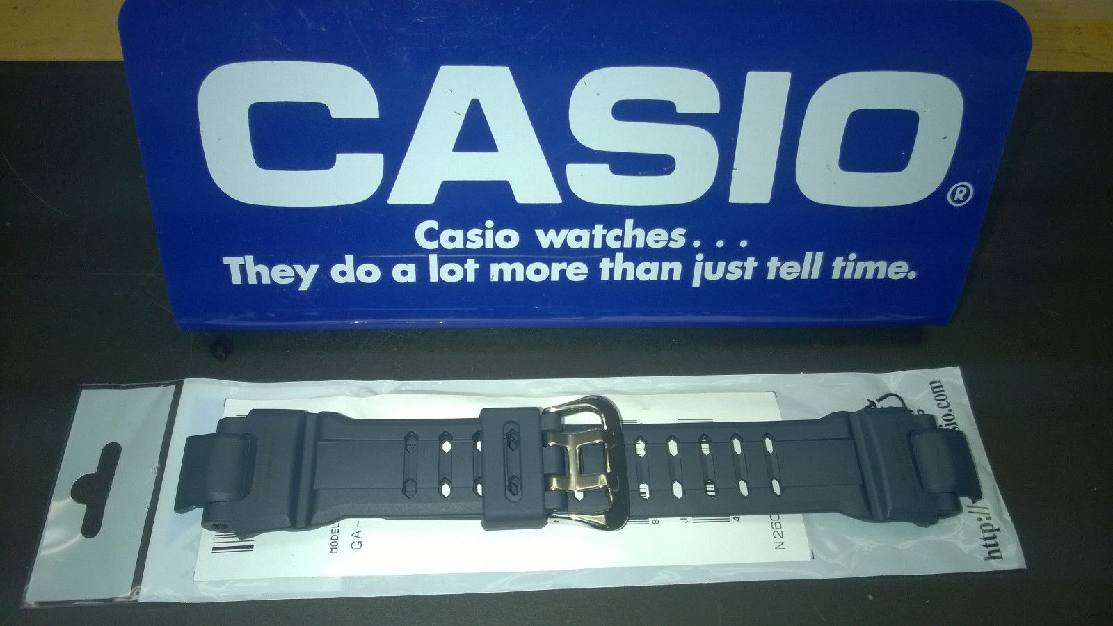 Original Strap for G-Shock GA-1000 Wristwatch