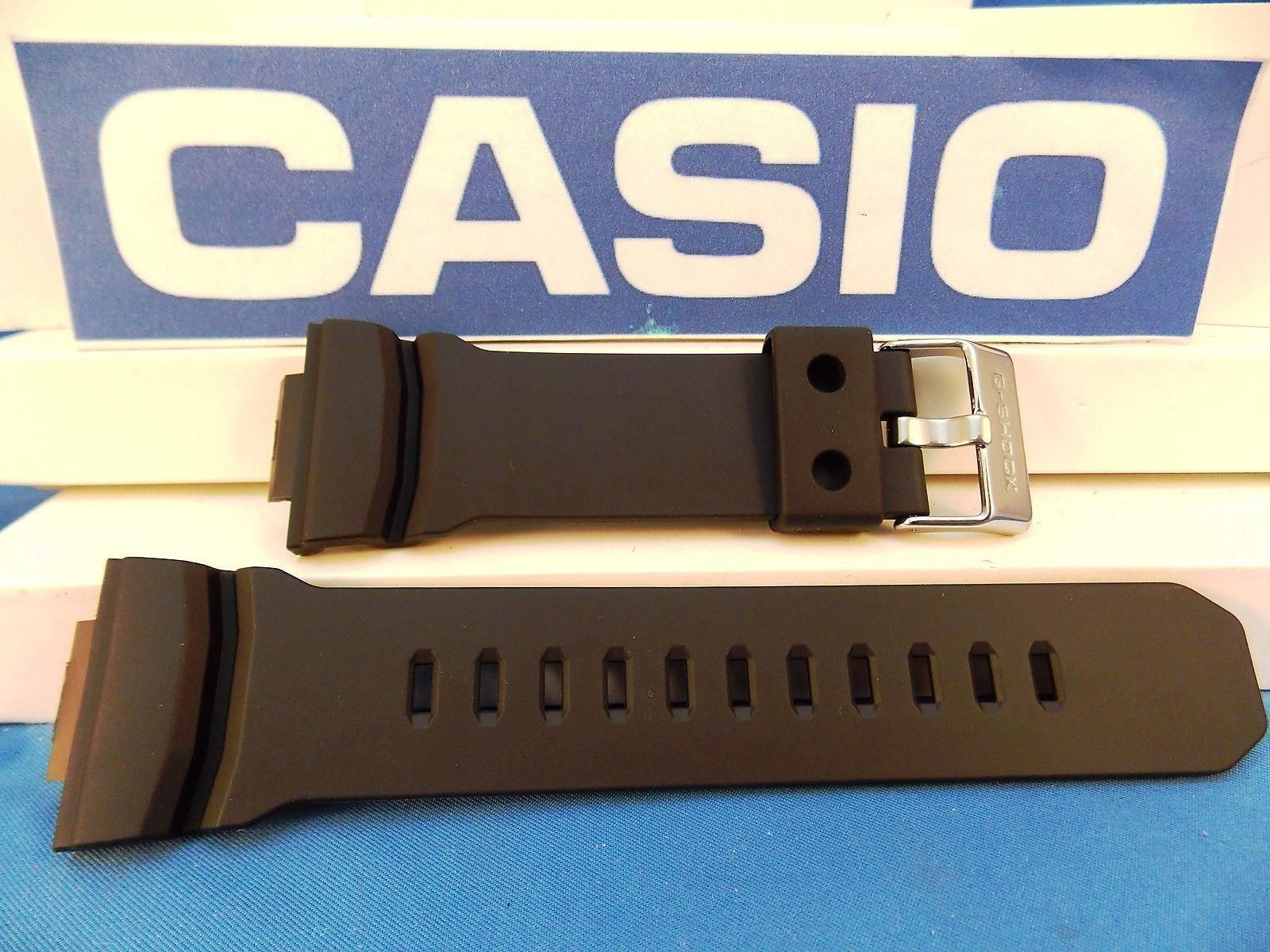 Original Strap for G-Shock GA-201 Wristwatch