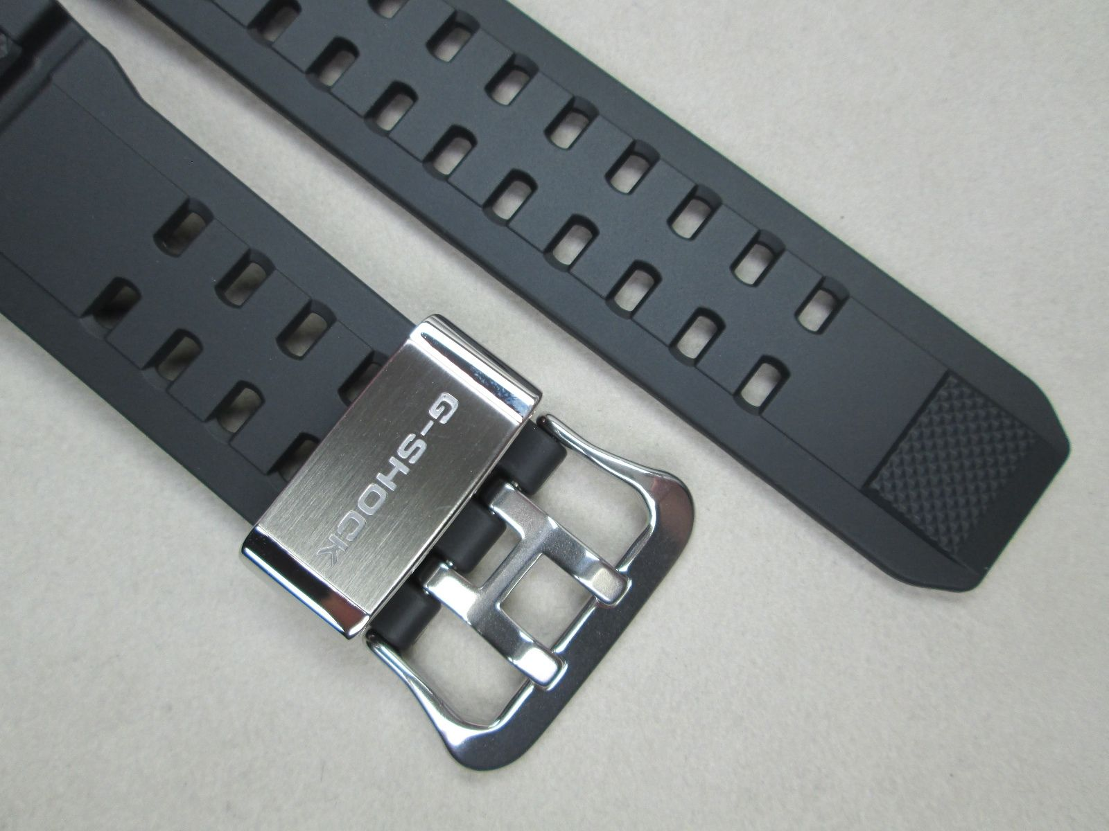 how to change watch band on casio g shock