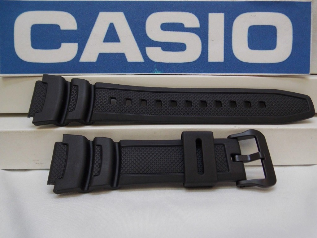 Original Strap for Casio SGW-300 Wristwatch