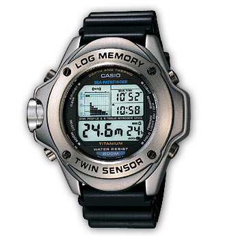 b9801d80d93f ProTrek SPF-100 User Manual   Casio Module 2172