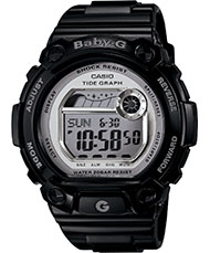 How to set time on Baby-G BLX-103