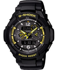 How to set time on G-Shock GW-3500