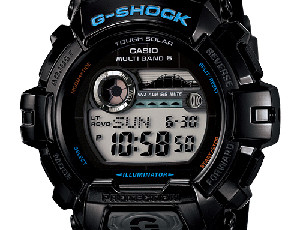 How to set time on G-Shock GWX-8900
