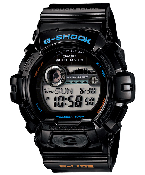 G-Shock GWX-8900 User Manual / Casio Module 3279