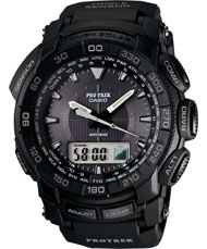 ProTrek PRG-550 User Manual / Casio Module 5213