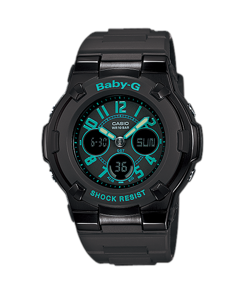 How to set time on Baby-G BGA-117