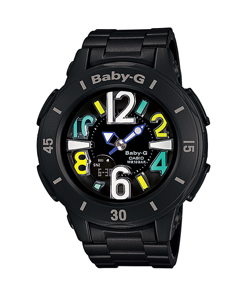 How to set time on Baby-G BGA-171