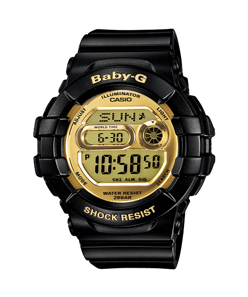 How to set time on Baby-G BGD-141