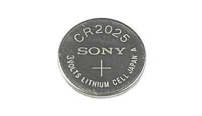 Battery for ProTrek SPF-100 Watch / CR2025