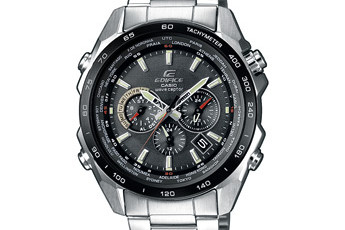 How to set time on Edifice EQW-M600