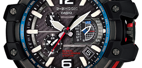 How to set time on G-Shock GPW-1000