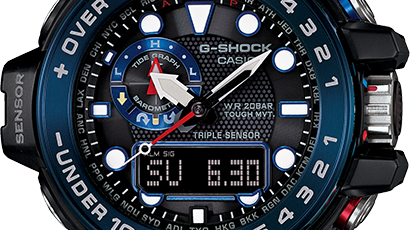 How to set time on G-Shock GWN-1000