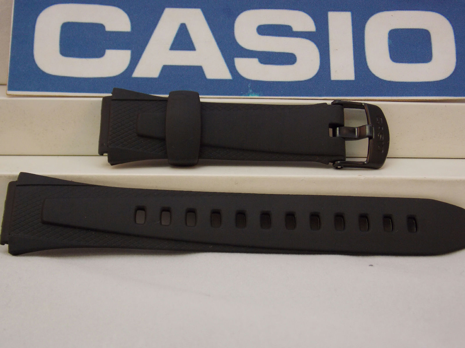Original Strap for Casio W-734 Wristwatch