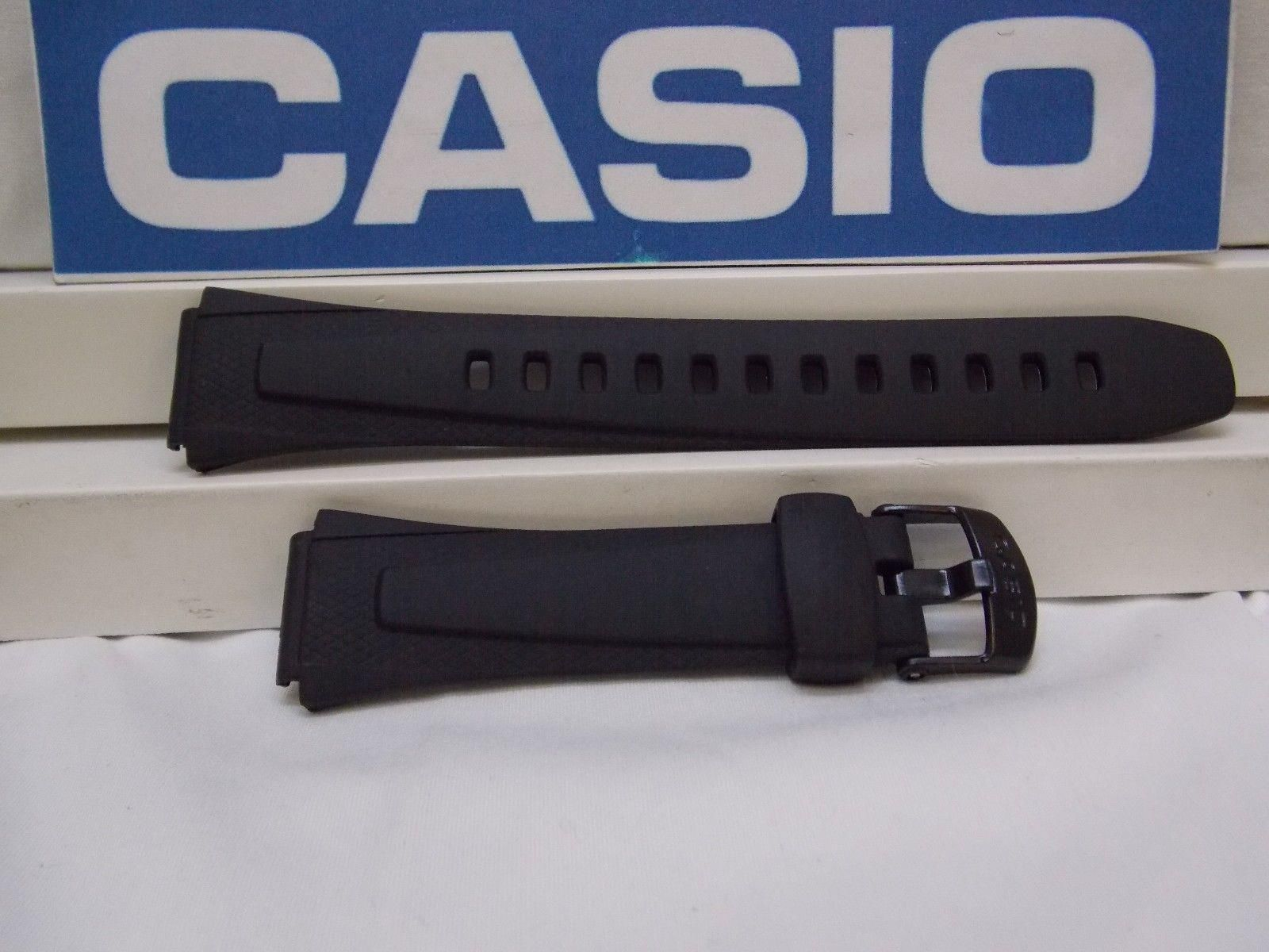 Original Strap for Casio W-800 Wristwatch