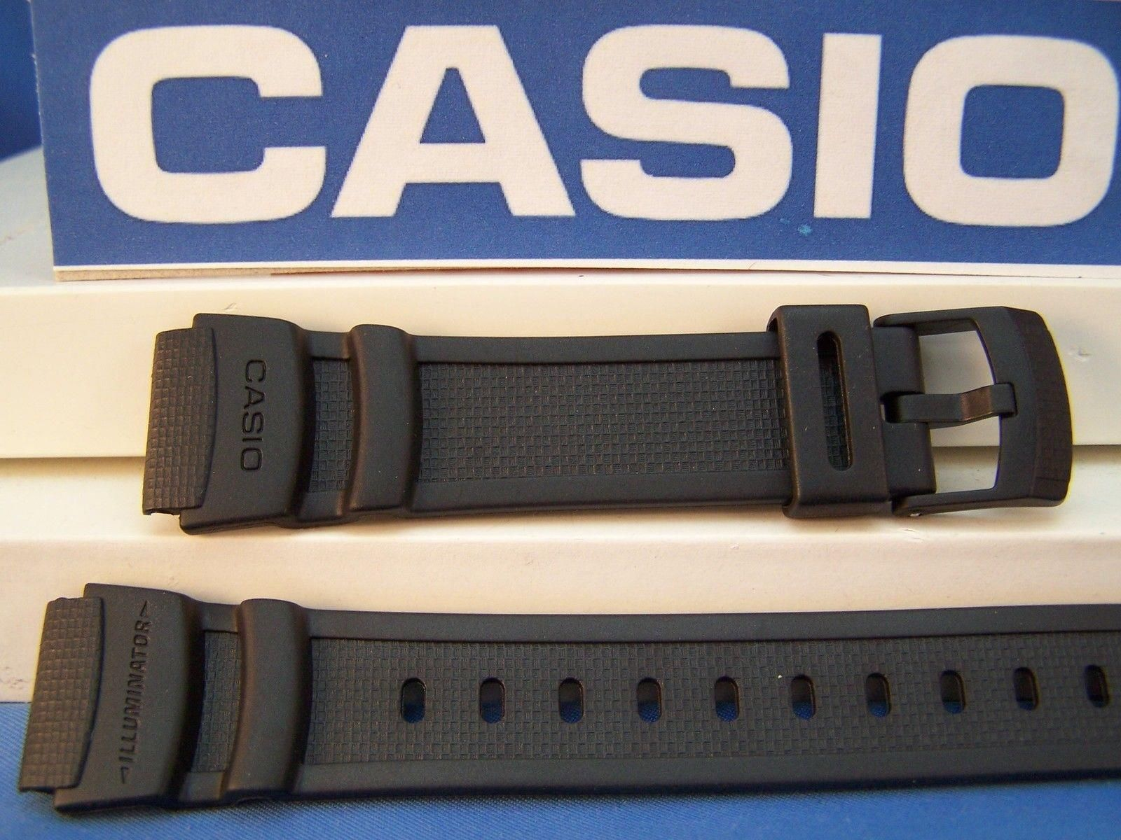 Original Strap for Casio W-93 Wristwatch
