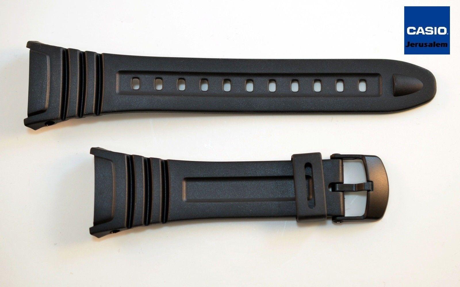 Original Strap for Casio W-96 Wristwatch
