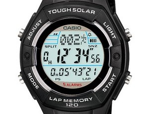 How to set time on Casio LW-S200