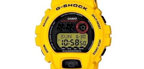 How to set time on G-Shock GD-X6930E