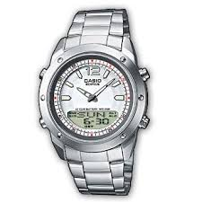 How to set time on Edifice EFA-118