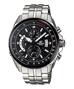 How to set time on Edifice EFR-501