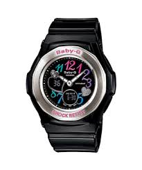 How to set time on Baby-G BGA-101