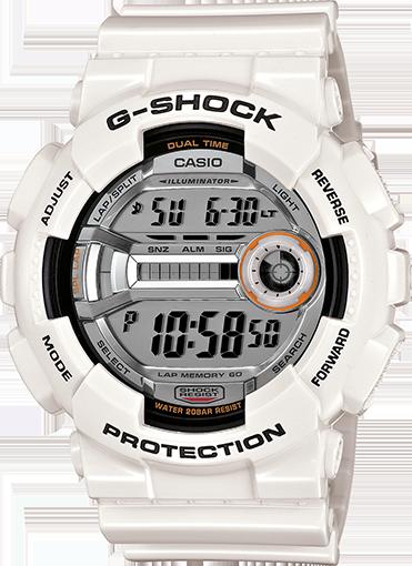 White G-Shock Watches