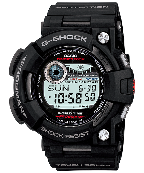 G-Shocks with Diving Functions