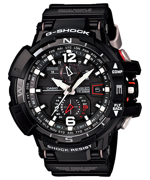 Analog G-Shocks with Smart Access
