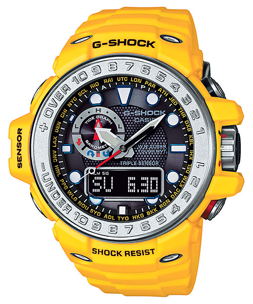 G-Shocks with Tough Movement