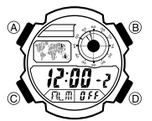 how to change battery n casio watch mtp-3036