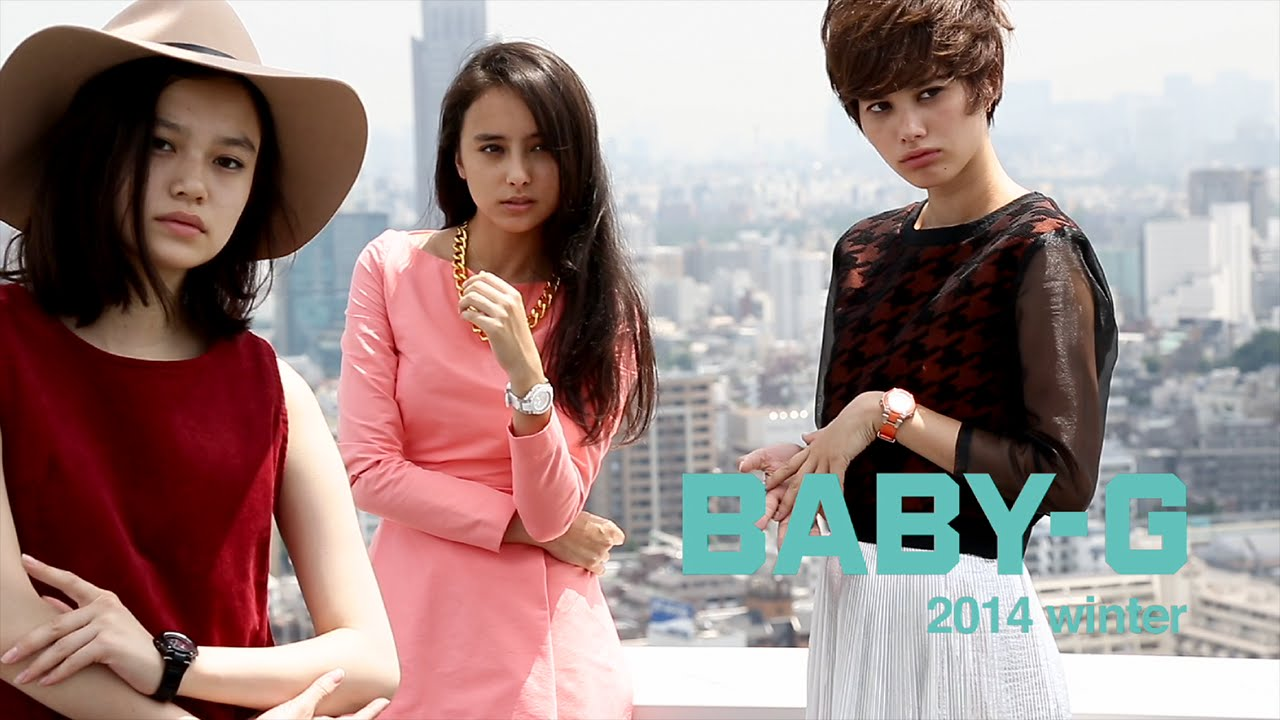 [Video] BABY-G Collaboration with NYLON JAPAN