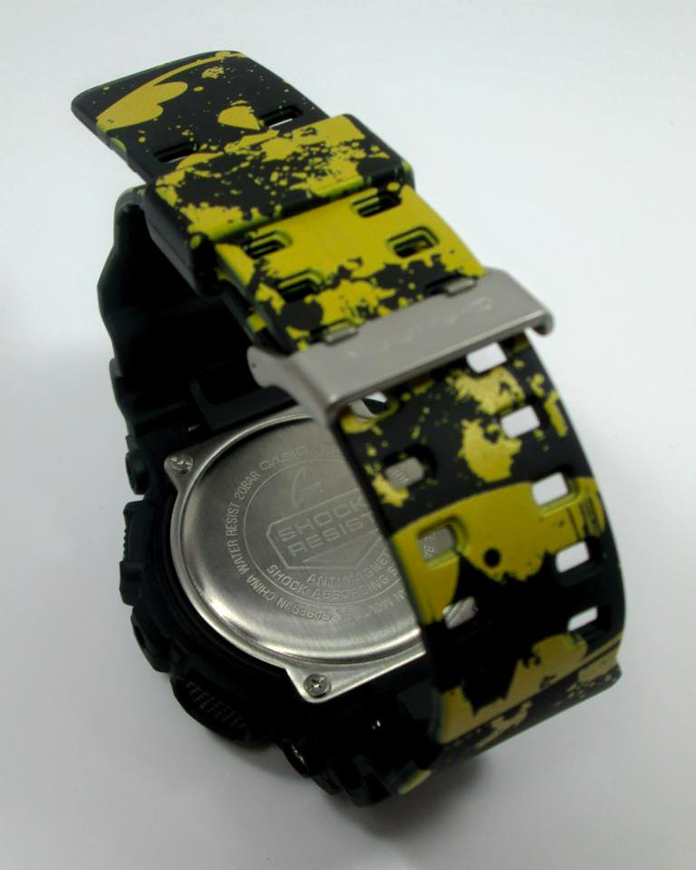 G-Shock Custom GA-110 Batman-3